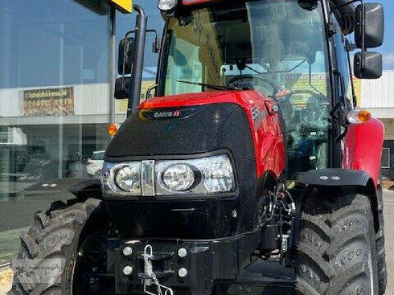 Traktor des Typs Case IH IH Farmall 55A Neufahrzeug Traktor 40km/h Kabine, Neumaschine in Gevelsberg (Bild 1)