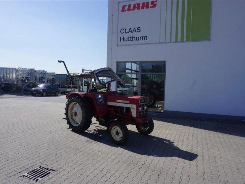 Traktor des Typs Case IH IHC 423 mit Messerbalken, Gebrauchtmaschine in Hutthurm (Bild 1)