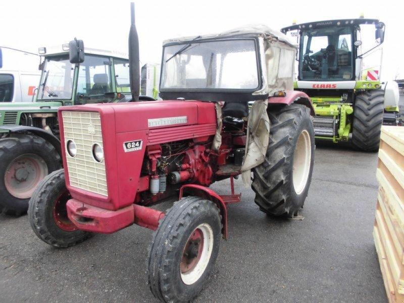 Traktor des Typs Case IH IHC 624, Gebrauchtmaschine in Cham (Bild 2)