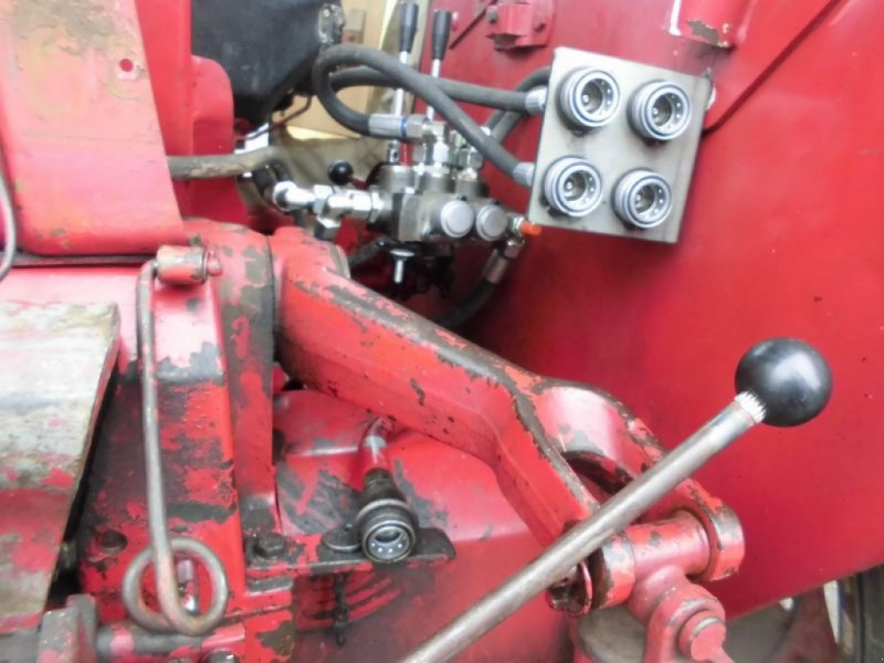 Traktor des Typs Case IH IHC 624, Gebrauchtmaschine in Cham (Bild 17)