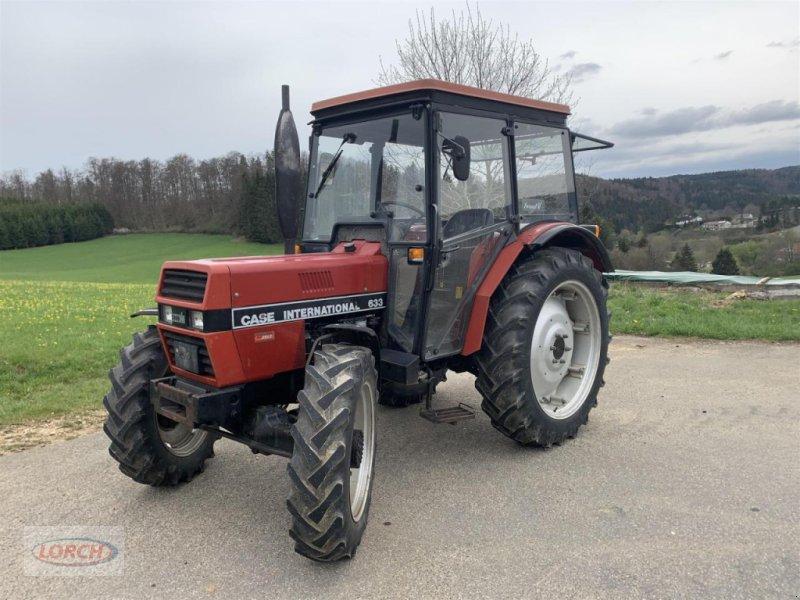 Traktor des Typs Case IH IHC 633 Allrad, Gebrauchtmaschine in Trochtelfingen (Bild 1)