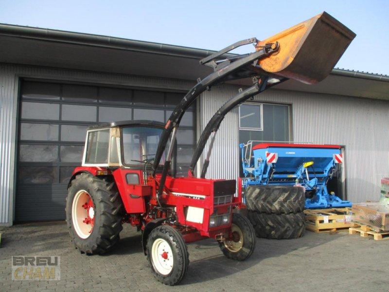 Traktor des Typs Case IH IHC 644, Gebrauchtmaschine in Cham (Bild 1)
