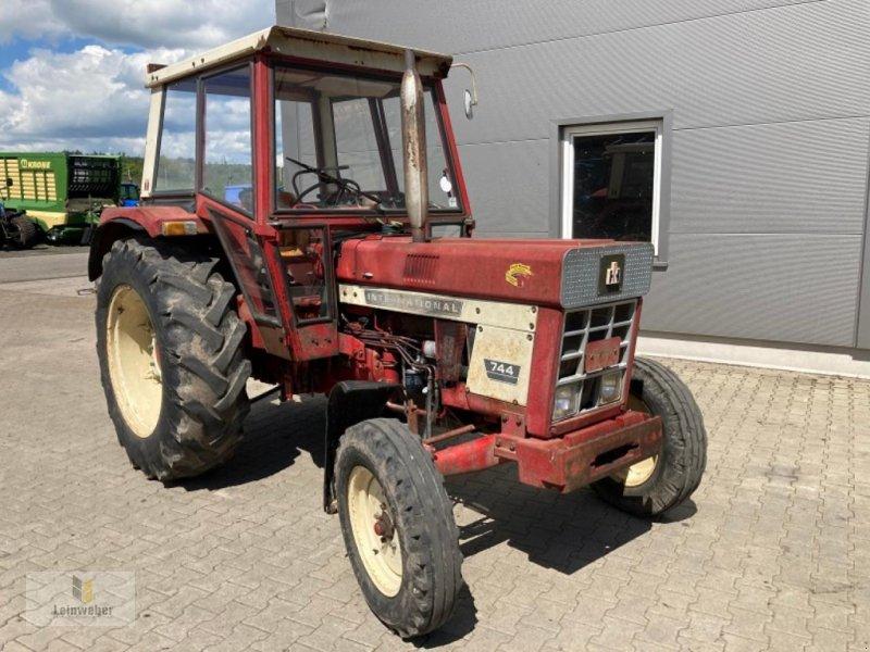 Traktor a típus Case IH IHC 744 S, Gebrauchtmaschine ekkor: Neuhof - Dorfborn (Kép 1)