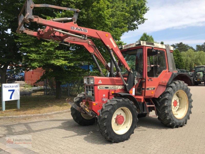 "Traktor a típus Case IH IHC 745 XL ergo - S ""Grünland Profi"", Gebrauchtmaschine ekkor: Marl (Kép 1)"