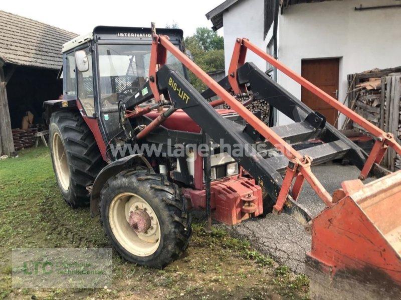 Traktor des Typs Case IH IHC 884 S, Gebrauchtmaschine in Attnang-Puchheim (Bild 1)