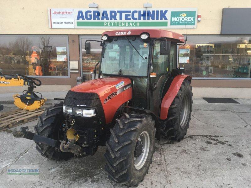 Traktor des Typs Case IH JX 1075 C, Gebrauchtmaschine in Pettenbach (Bild 1)
