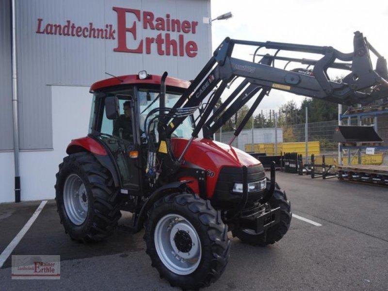 Traktor типа Case IH JX 60 Allrad, Gebrauchtmaschine в Erbach / Ulm (Фотография 1)
