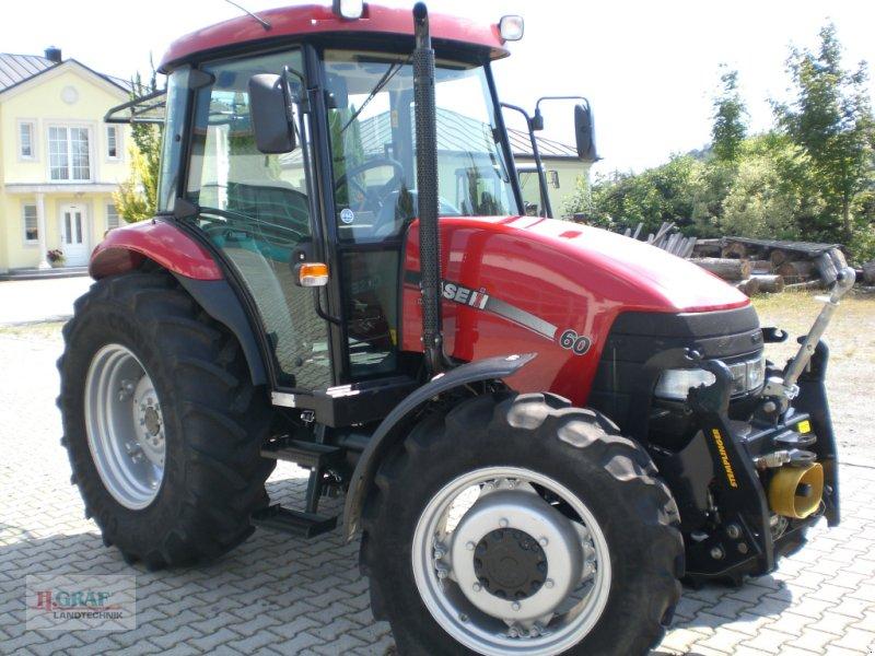 Traktor des Typs Case IH JX 60, Gebrauchtmaschine in Tittling (Bild 2)