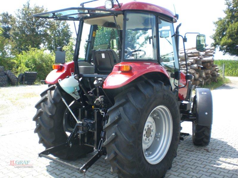 Traktor des Typs Case IH JX 60, Gebrauchtmaschine in Tittling (Bild 4)