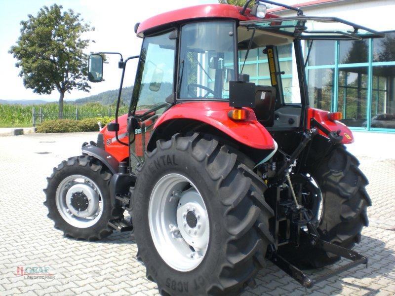 Traktor des Typs Case IH JX 60, Gebrauchtmaschine in Tittling (Bild 3)