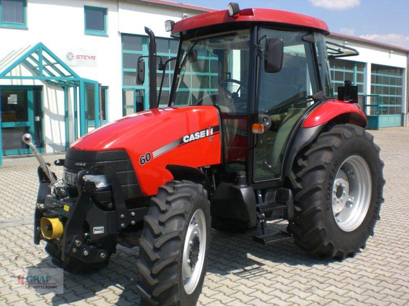 Traktor des Typs Case IH JX 60, Gebrauchtmaschine in Tittling (Bild 1)