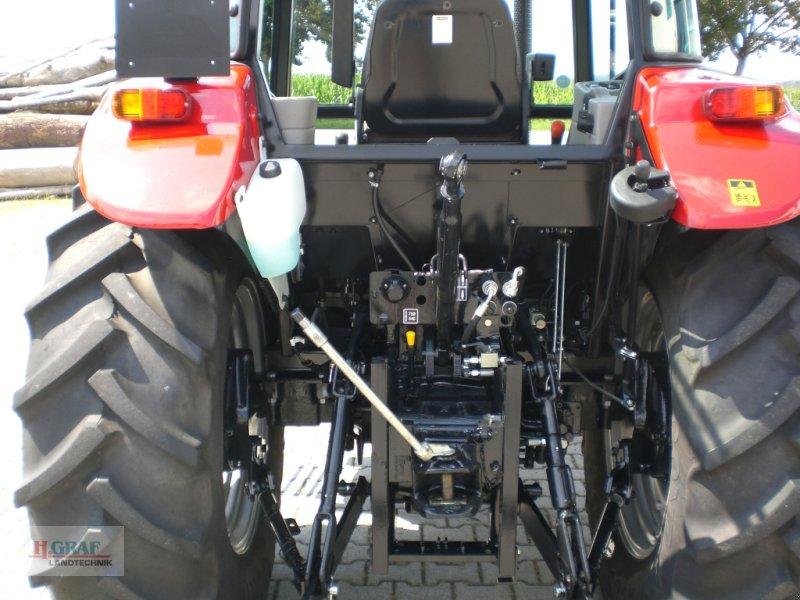 Traktor des Typs Case IH JX 60, Gebrauchtmaschine in Tittling (Bild 5)