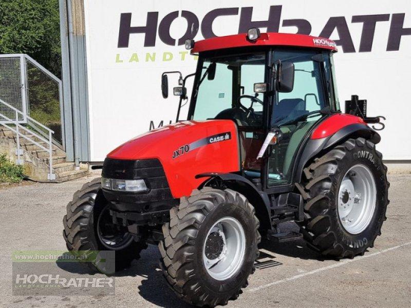 Traktor des Typs Case IH JX 70 Komfort, Gebrauchtmaschine in Kronstorf (Bild 1)