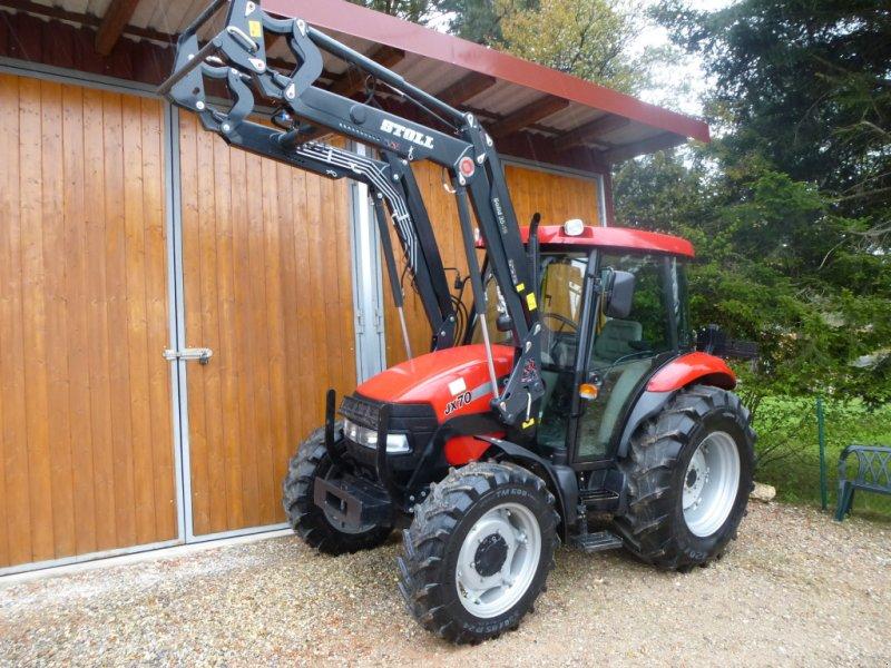 Traktor tip Case IH JX 70, Gebrauchtmaschine in Petersdorf (Poză 1)