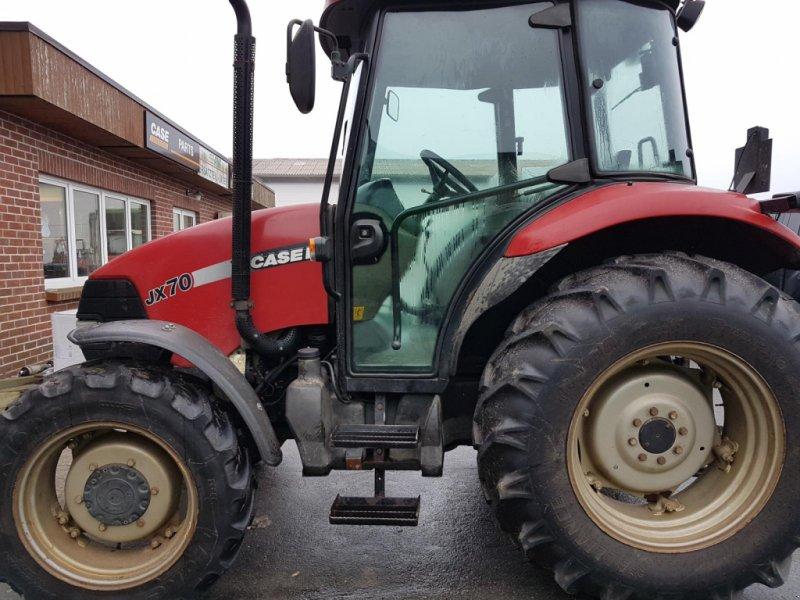 Traktor типа Case IH JX 70, Gebrauchtmaschine в Marlow (Фотография 1)