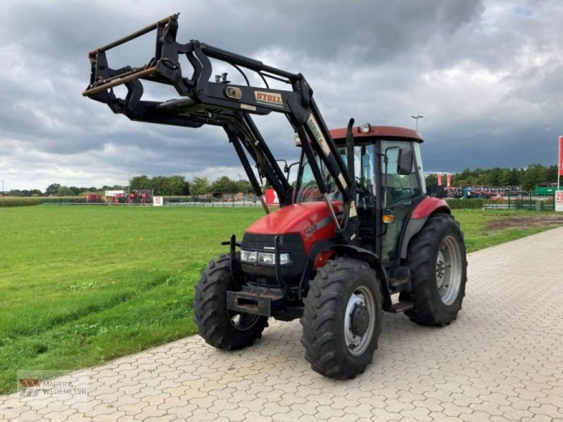 Traktor typu Case IH JX 80, Gebrauchtmaschine w Oyten (Zdjęcie 1)