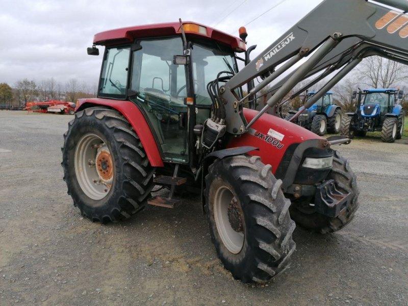 Traktor des Typs Case IH JX100U, Gebrauchtmaschine in Le Horps (Bild 1)