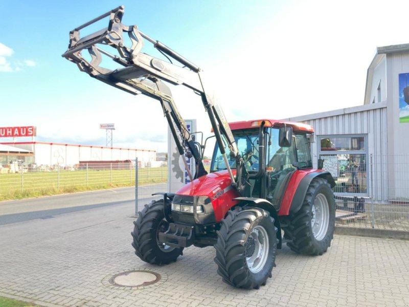 Traktor des Typs Case IH JX90U, Gebrauchtmaschine in Stuhr (Bild 1)