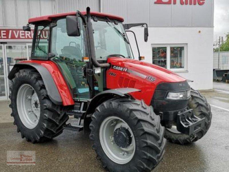 Traktor des Typs Case IH JXU 115, Gebrauchtmaschine in Erbach / Ulm (Bild 1)