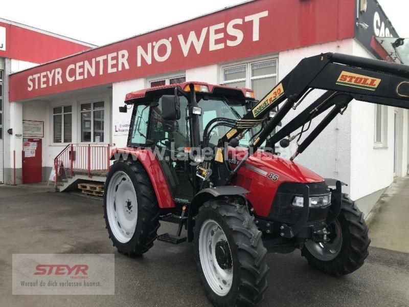 Traktor des Typs Case IH JXU 85, Gebrauchtmaschine in Kilb (Bild 1)