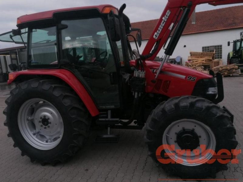 Traktor of the type Case IH JXU 95, Gebrauchtmaschine in Ampfing (Picture 1)