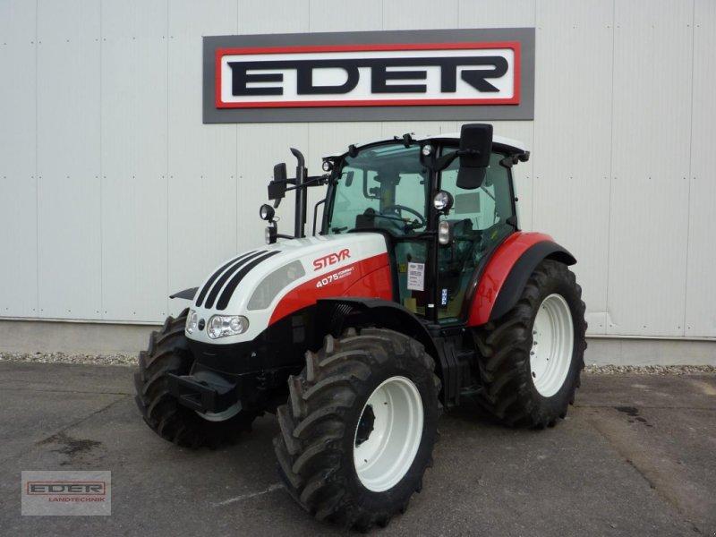 Traktor des Typs Case IH Kompakt 4075 ET, Neumaschine in Tuntenhausen (Bild 1)