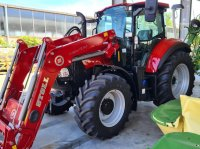 Case IH Luxxum 100 + FZ 30.1 Traktor