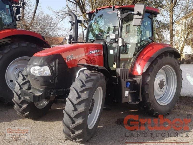 Traktor of the type Case IH Luxxum 100, Neumaschine in Ampfing (Picture 1)