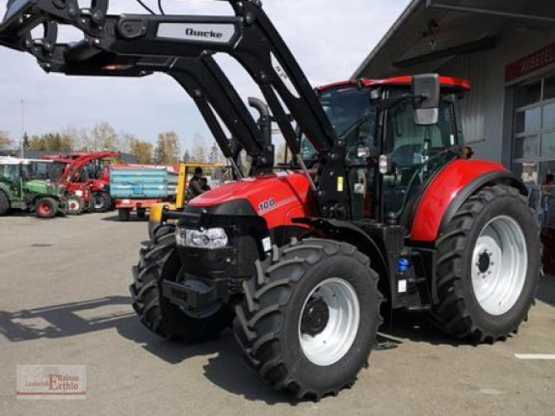 Traktor des Typs Case IH Luxxum 100, Gebrauchtmaschine in Erbach / Ulm (Bild 1)
