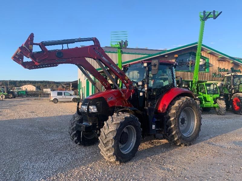 Traktor типа Case IH LUXXUM 100, Gebrauchtmaschine в Levier (Фотография 1)