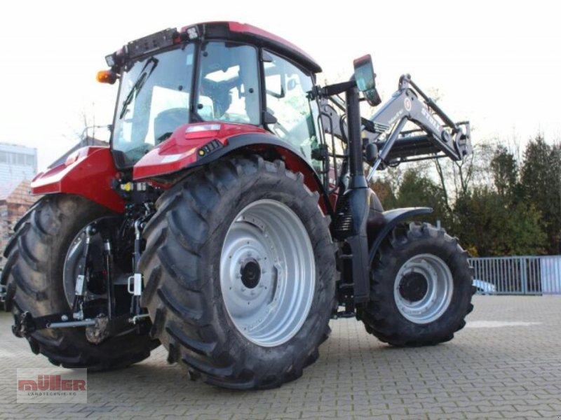 Traktor des Typs Case IH Luxxum 100, Gebrauchtmaschine in Holzhausen (Bild 3)