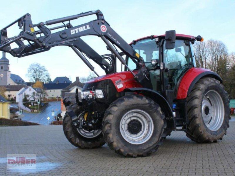 Traktor des Typs Case IH Luxxum 100, Gebrauchtmaschine in Holzhausen (Bild 1)