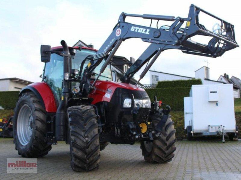 Traktor des Typs Case IH Luxxum 100, Gebrauchtmaschine in Holzhausen (Bild 4)