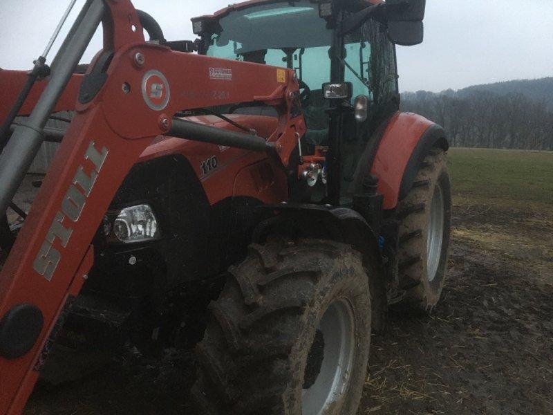 Traktor des Typs Case IH Luxxum 110, Gebrauchtmaschine in Petersberg (Bild 1)