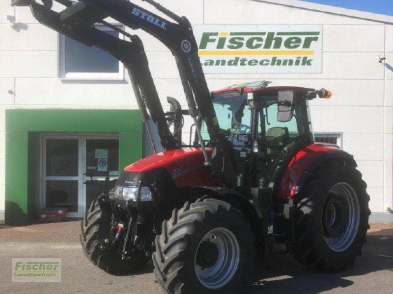 Traktor a típus Case IH Luxxum 120, Gebrauchtmaschine ekkor: Kroppach (Kép 1)