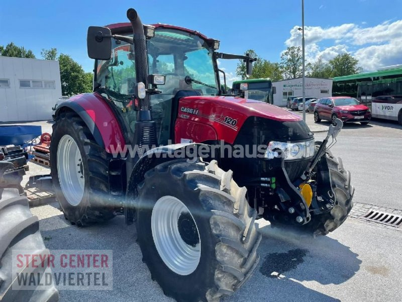 Traktor des Typs Case IH LUXXUM 120, Gebrauchtmaschine in Vitis (Bild 1)
