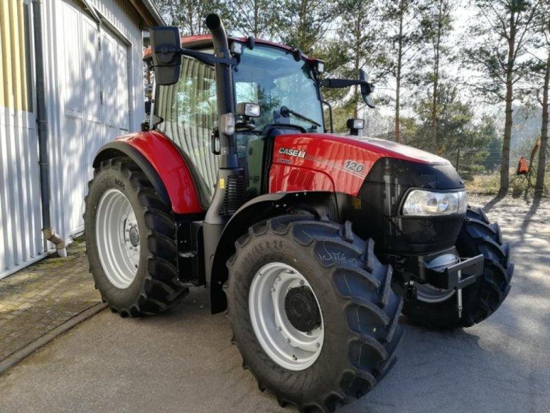 Traktor of the type Case IH LUXXUM 120, Neumaschine in Vehlow (Picture 1)