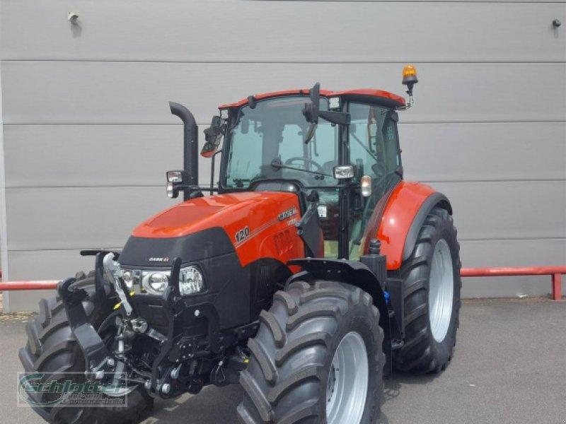 Traktor des Typs Case IH Luxxum 120, Neumaschine in Idstein-Wörsdorf (Bild 1)