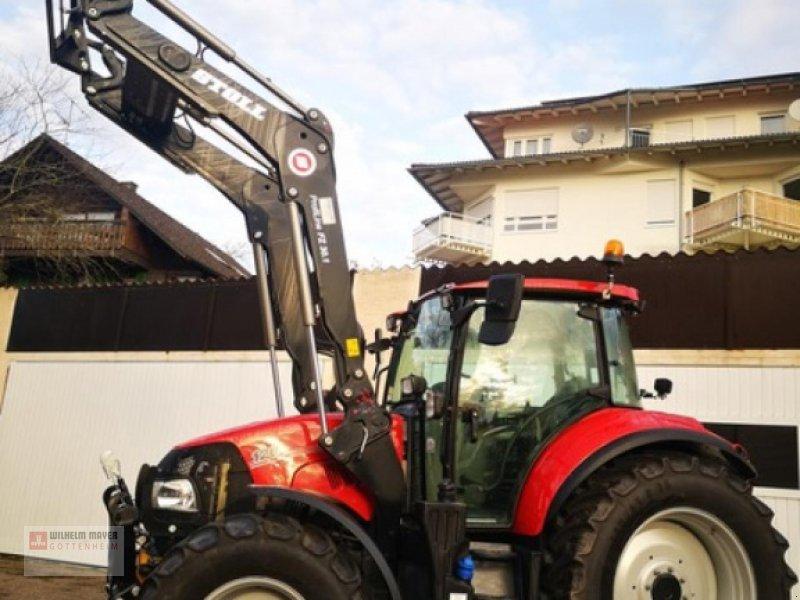 Traktor des Typs Case IH LUXXUM 120, Gebrauchtmaschine in Gottenheim (Bild 1)