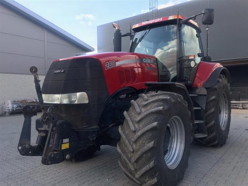 Traktor a típus Case IH Magnum 280 Står i Karlslunde Sjælland, Gebrauchtmaschine ekkor: Aalborg SV (Kép 1)