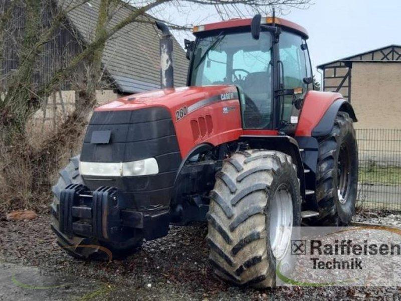 Traktor des Typs Case IH Magnum 280, Gebrauchtmaschine in Gera (Bild 1)