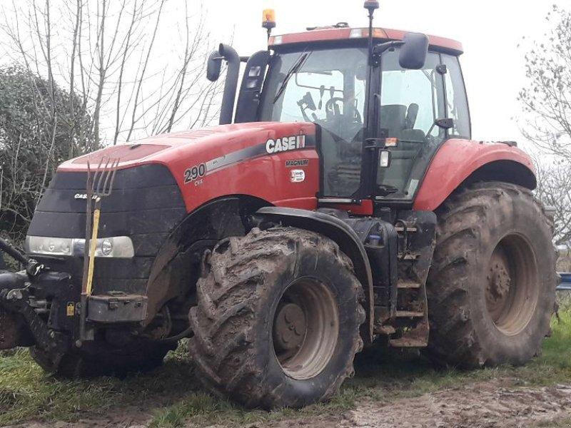 Traktor типа Case IH Magnum 290 CVX, Gebrauchtmaschine в SAINT LOUP (Фотография 1)