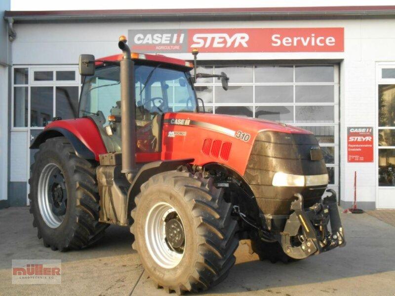 Traktor des Typs Case IH Magnum 310, Gebrauchtmaschine in Holzhausen (Bild 1)