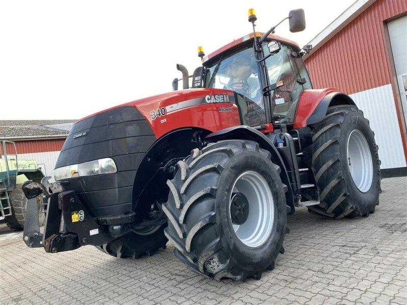Traktor типа Case IH MAGNUM 340 CVX KUN 5400 TIMER!, Gebrauchtmaschine в Aalestrup (Фотография 1)