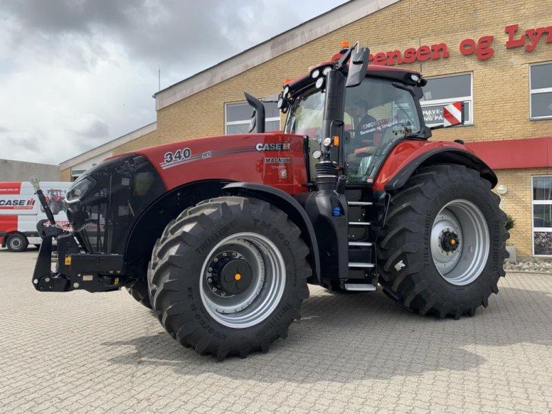 Traktor des Typs Case IH MAGNUM 340 CVXDRIVE, Gebrauchtmaschine in Viborg (Bild 1)