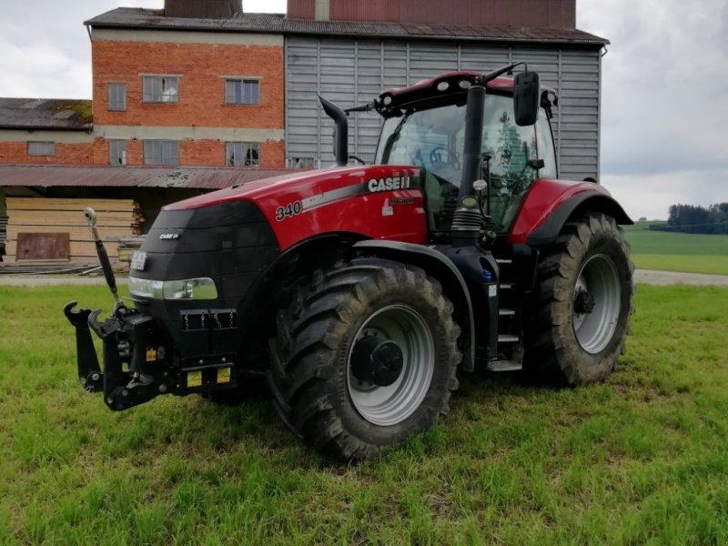 Traktor des Typs Case IH Magnum 340, Gebrauchtmaschine in Eggenfelden (Bild 1)