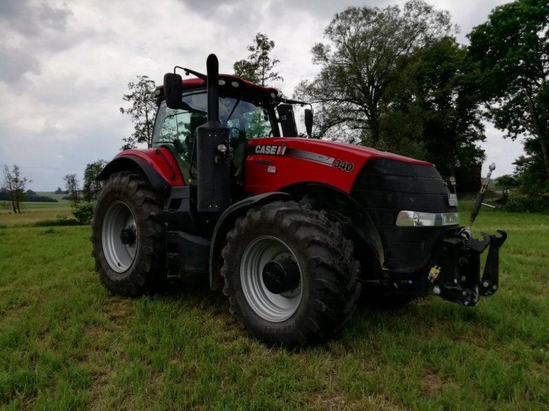 Traktor des Typs Case IH Magnum 340, Gebrauchtmaschine in Eggenfelden (Bild 3)
