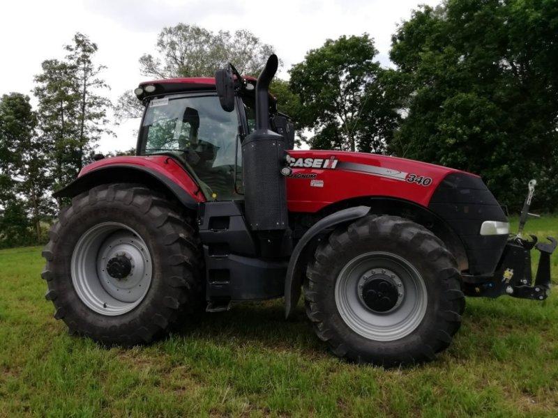 Traktor des Typs Case IH Magnum 340, Gebrauchtmaschine in Eggenfelden (Bild 4)