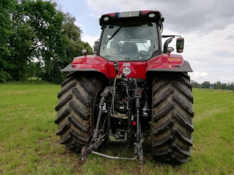 Traktor des Typs Case IH Magnum 340, Gebrauchtmaschine in Eggenfelden (Bild 5)