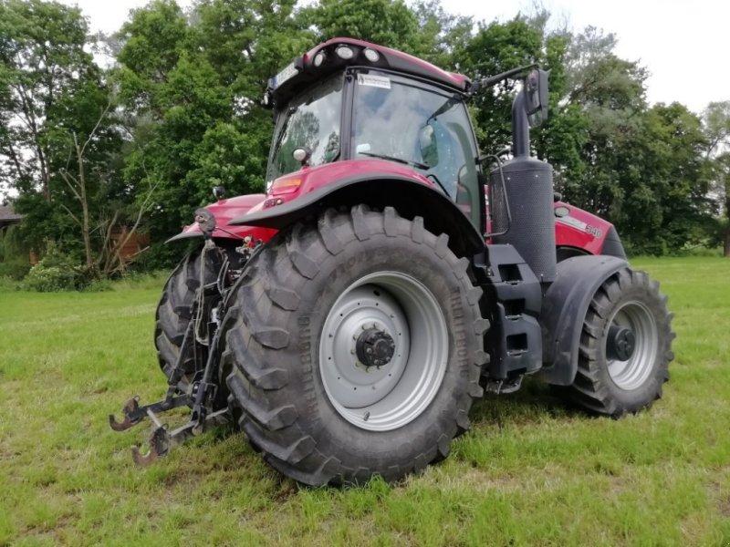Traktor des Typs Case IH Magnum 340, Gebrauchtmaschine in Eggenfelden (Bild 6)